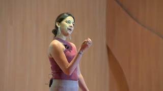 Choose to be happy | Tejashri Pradhan | TEDxVIT