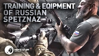 Training and equipment of russian special forces | Men