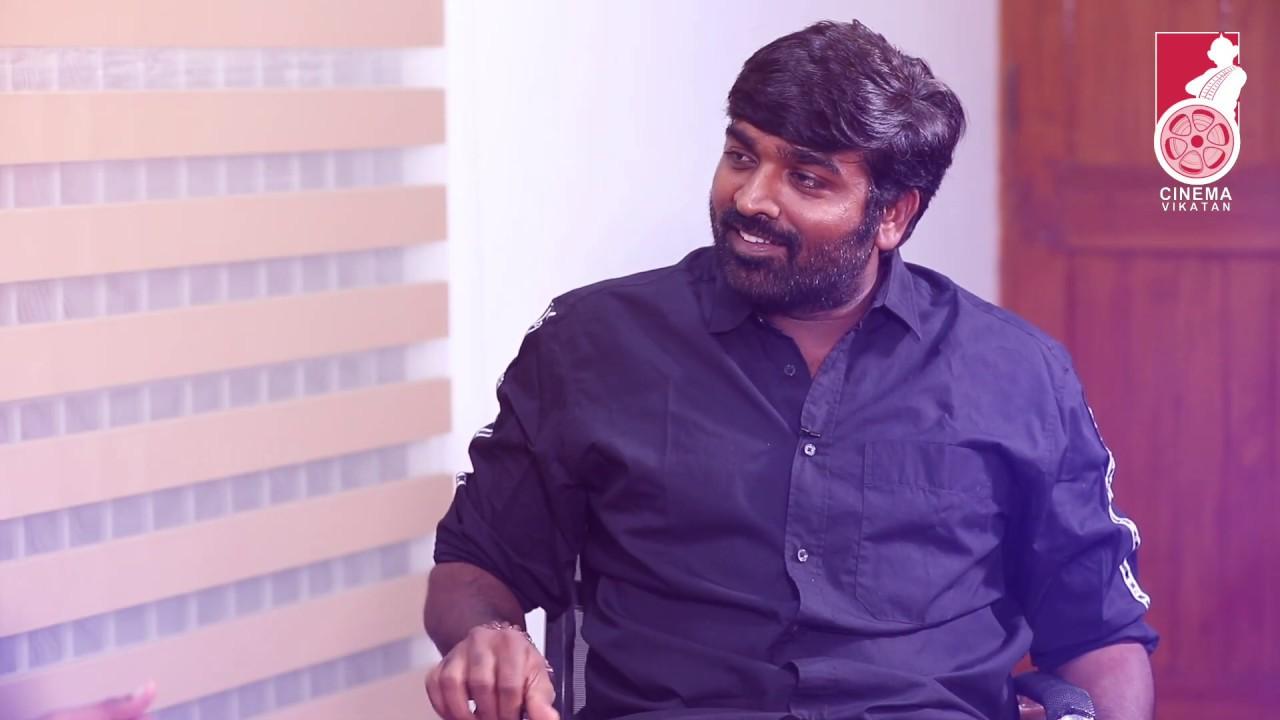 Vijay Sethupathi Exclusive Interview Promo   Cinema Vikatan Exclusive