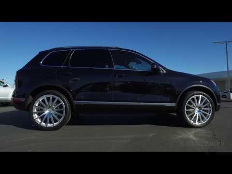 Unboxing 2017 Volkswagen Touareg