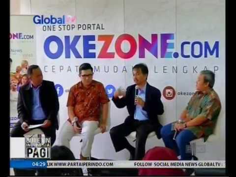 Okezone Gelar Seminar Jurnalistik di Universitas Pancasila - BIP 24/11