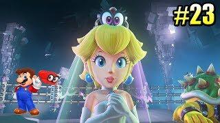 Super Mario Odyssey {Switch} прохождение часть 23 — МАРИО НА ЛУНЕ