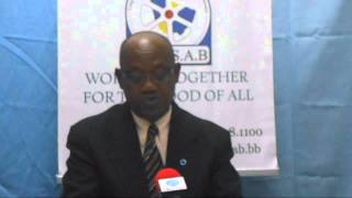 preview picture of video 'NEW YEAR's MESSAGE 2015 - Congress of Trade Unions and Staff Associations of Barbados'