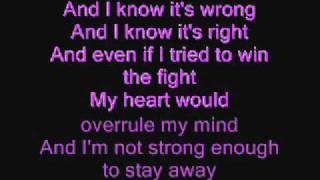 Not Strong Enough by Apocalyptica Feat. Doug Robb with Lyrics