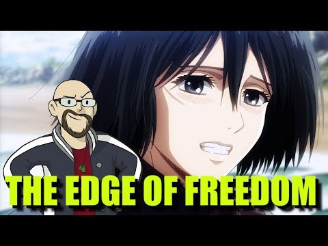 Standing On The Edge Of Freedom - Attack on Titan Episode 59 Review