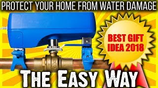 Water Damage Protection for the Average Home Owner | Peace of Mind Standalone Guardian System