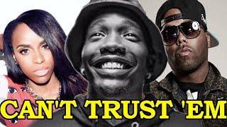 Dizzy Wright – Can't Trust Em Megamix (feat. Angel Haze & Jarren Benton)