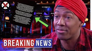 You WON'T Believe What You Read When You See Nick Cannon's Apology!
