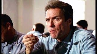 男子因智商太高,进监狱第一天就被监狱长警告,于是他用一把勺子逃了出去《逃出亚卡拉》几分钟看精彩越狱电影