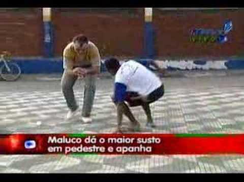Download Pegadinha do João Kleber - Maluco da o maior susto HD Video