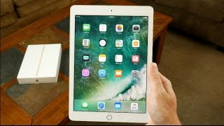 New $329 Apple iPad 9.7