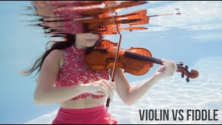 What is the difference between a Violin and a Fiddle?