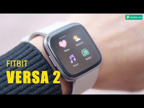 Đồng hồ thông minh Fitbit Versa 2 - Nâng tầm cuộc sống