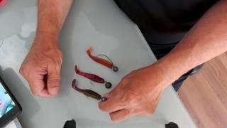 Оснащение спиннинга для ловли на джигу