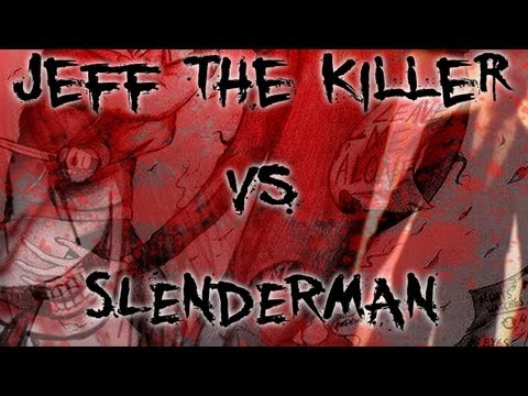 Creepypasta Slenderman x Jeff Creepypasta Stories Jeff The