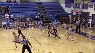 Girls Basketball Highlight Oklahoma Union 2018 19