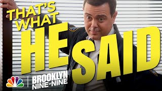 Boyle's Inappropriate References   Brooklyn Nine-Nine