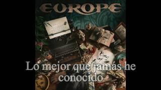 Europe Drink and a smile subtitulada en español