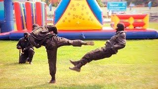 Как вырубить с одного удара: советы инструктора спецназа #1