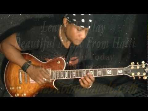Learn How To Play Beautiful Music From Haiti [kompa Guitar tutorial]