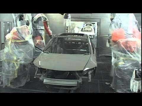 Honda - výroba Civic a CR-V ve Swindonu - GB