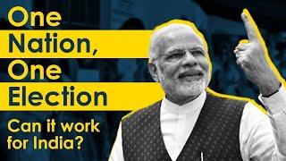 One Nation One Election- Explained!