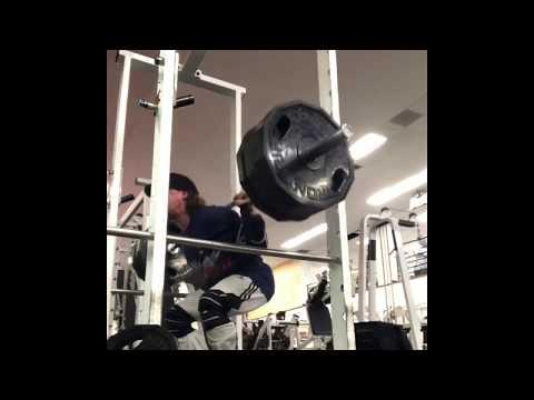 495 Pound Squat