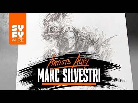 Vidéo de Marc Silvestri