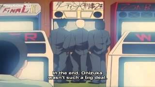 Great Teacher Onizuka Ep 6 - Conspiracies All Around (Eng Subs)