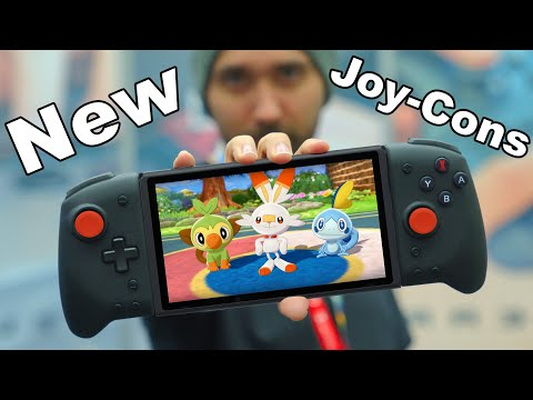 New Nintendo Switch Joy-Cons FINALLY