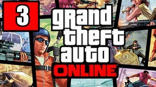 GTA 5 Online: The Daryl Hump Chronicles Pt.3 -  CRUSIN w/ DA HOMIE    GTA 5 Funny Moments
