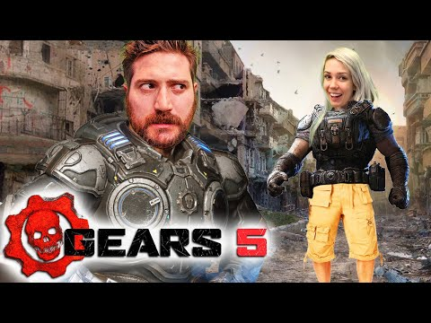 War Daddies - Gears 5 Gameplay