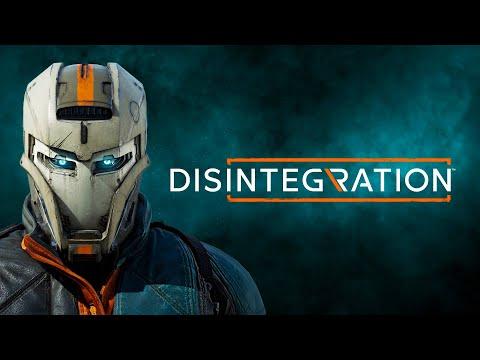 Gameplay de Disintegration