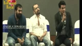 Manoj Bajpayee Anurag Kashyap Tigmanshu Dhulia & Others At Launch Of Short Film Taandav Part  3