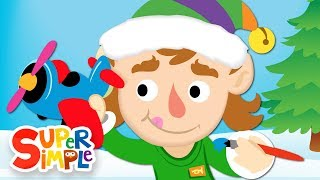 Super Simple Songs - 10 Little Elves