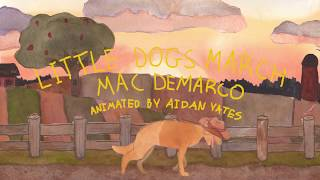 Mac Demarco   Little Dogs March ANIMATION