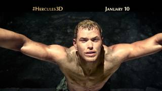 TV Spot - Legend Commercial - The Legend of Hercules