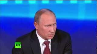 Путин о переводе часов