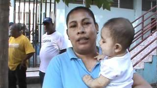 preview picture of video 'GOBIERNO DE HONDURAS VIOLA LOS DERECHOS DEL NIÑO 4 (Reportaje de Canal 28)'