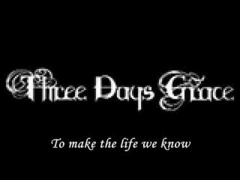 Born Like This - Three Days Grace -With Lyrics