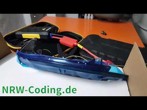 NRW-Coding.de - Audi A6 4G dynamische Blinker / Spiegelblinker / Seitenblinker nachrüsten