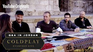 Everyday Life Q&A from Jordan