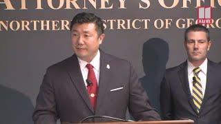 Authorities discuss indictment of Georgia Insurance Commissioner Jim Beck