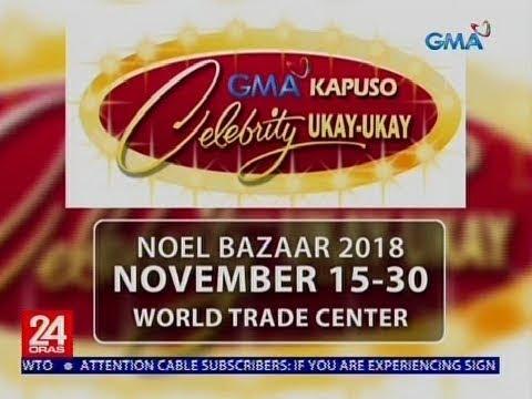 [GMA]  24 Oras: OOTD ng mga sikat, mabibili sa Celebrity Ukay-ukay