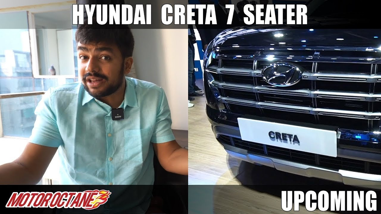 Motoroctane Youtube Video - Hyundai Creta 7 Seater - Aayegi jaldi | Hindi | MotorOctane
