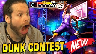 so I attempted the NBA Street Dunk Contest