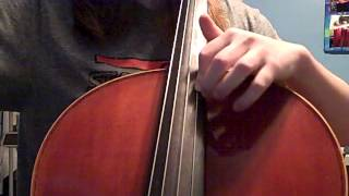 A Thousand Years -- Christina Perri (Cello Cover)