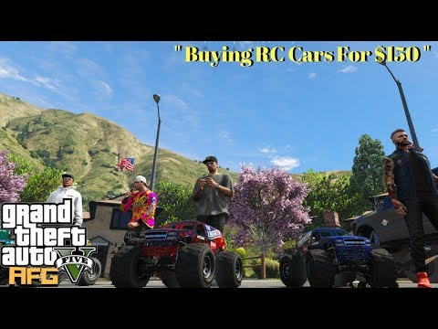 GTA 5 Roleplay - Buying RC Cars For $150 - Ep. 45 - CV
