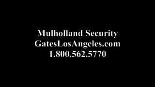 Mangaris Wood Gate Los Angeles