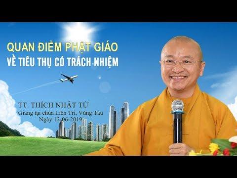 Quan điểm Phật giáo về tiêu thụ có trách nhiệm